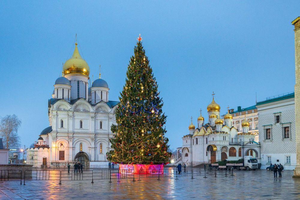 Сувениры из кремлевской елки