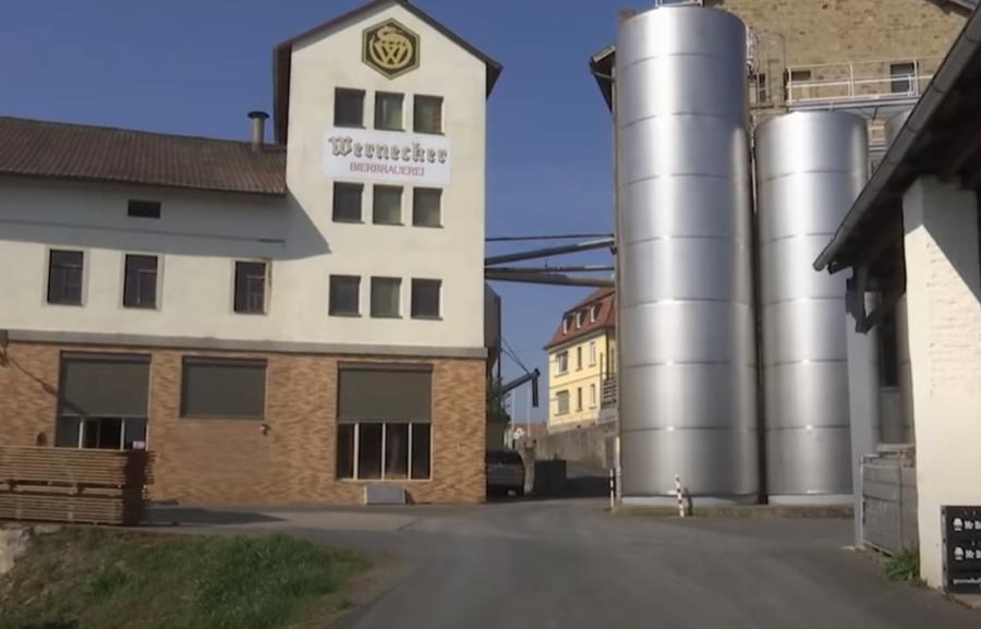 Вернекская пивоварня