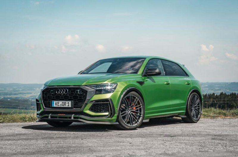 Audi ABT RSQ8-R