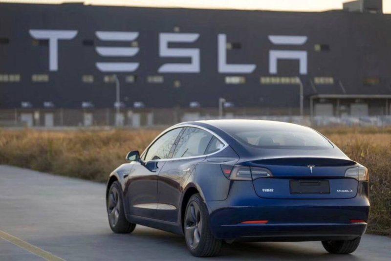 Компания Tesla