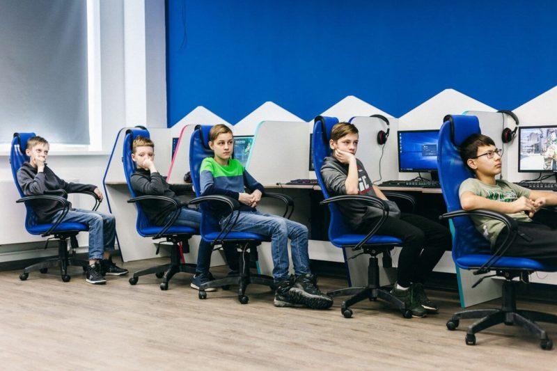 Киберспорт для школьников