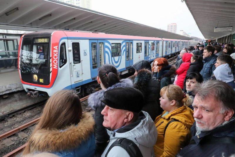 Станция метро «Выхино»
