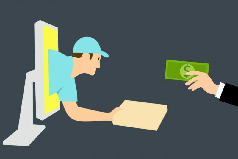 онлайн-доставка