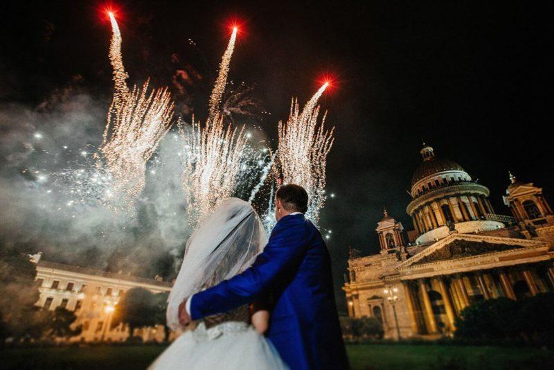 В Санкт-Петербурге будут развивать свадебный туризм
